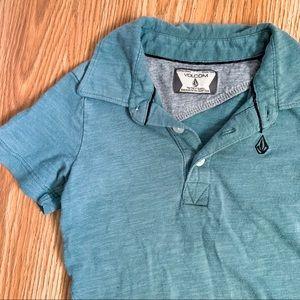 Volcom • Short Sleeved Polo Top